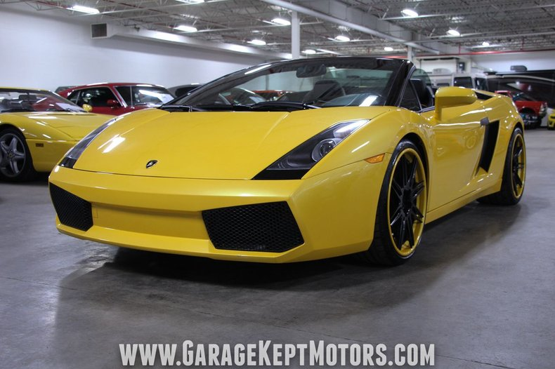 2008 Lamborghini Gallardo 42