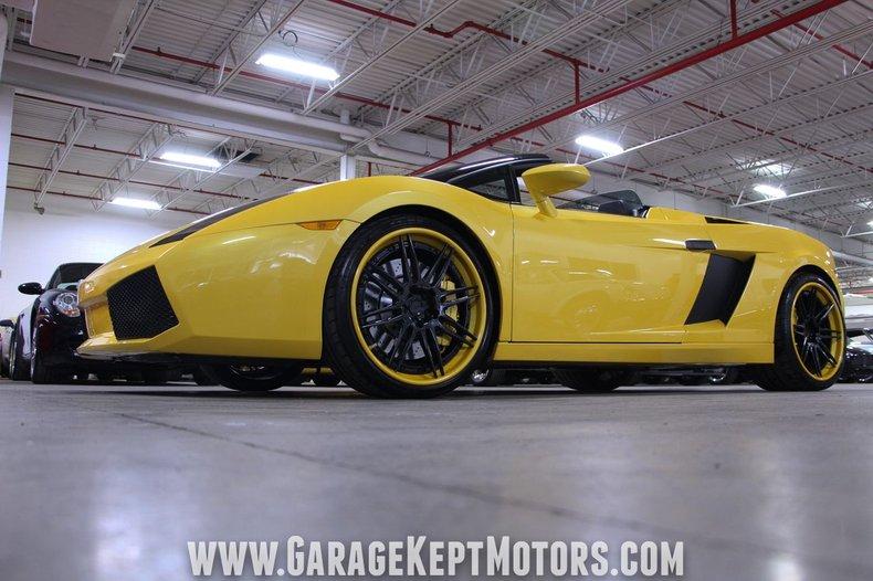 2008 Lamborghini Gallardo 44