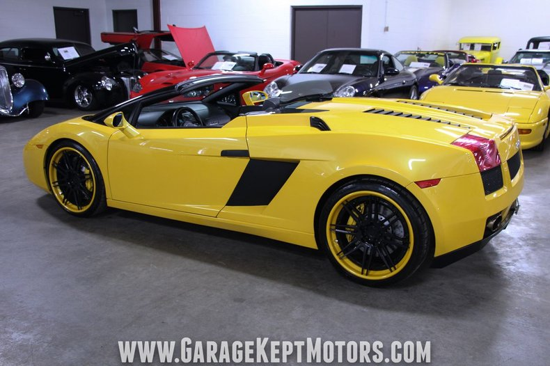 2008 Lamborghini Gallardo 46