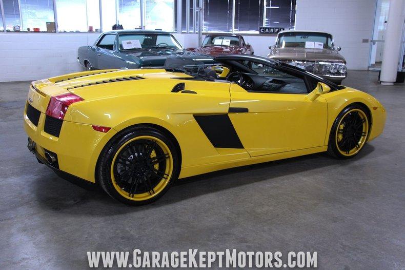 2008 Lamborghini Gallardo 51