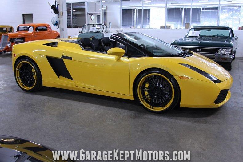 2008 Lamborghini Gallardo 53
