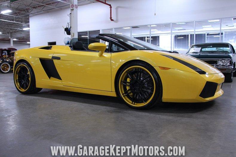 2008 Lamborghini Gallardo 54