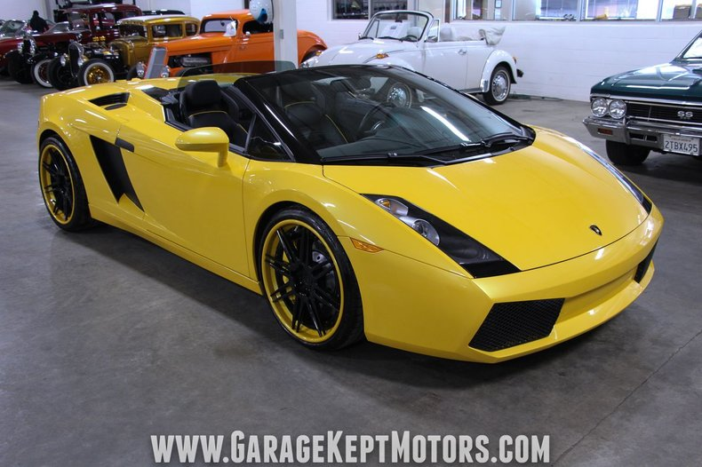 2008 Lamborghini Gallardo 55