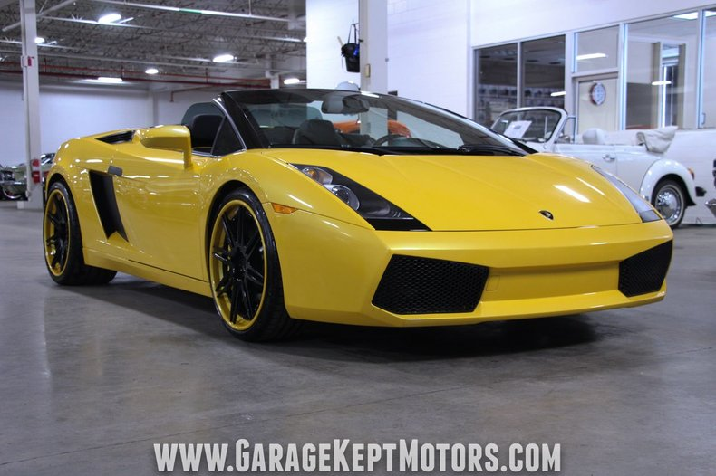 2008 Lamborghini Gallardo 57