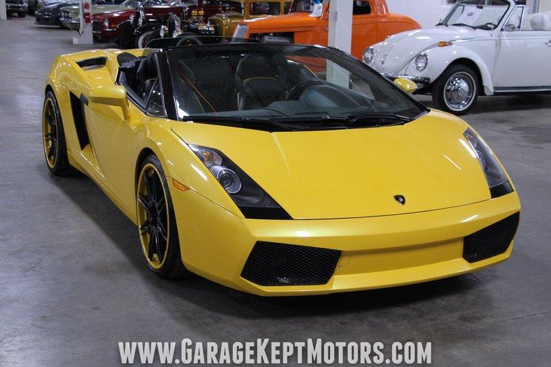 2008 Lamborghini Gallardo 56