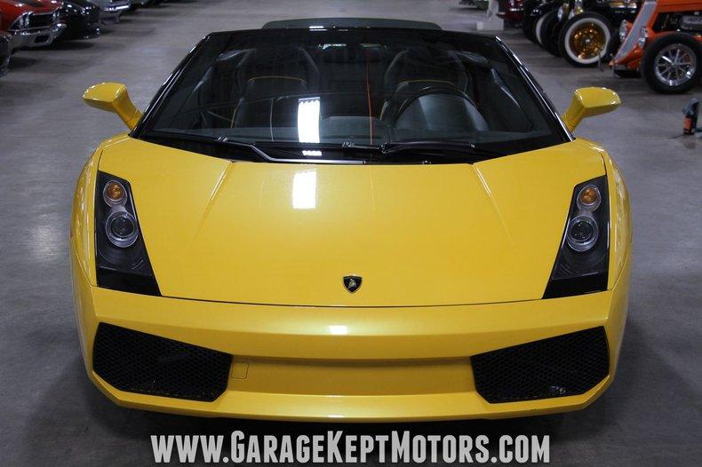 2008 Lamborghini Gallardo 58
