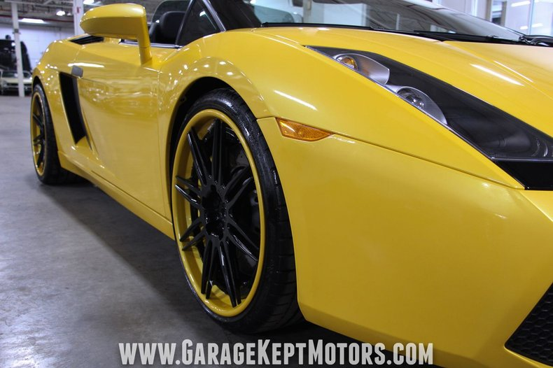 2008 Lamborghini Gallardo 63