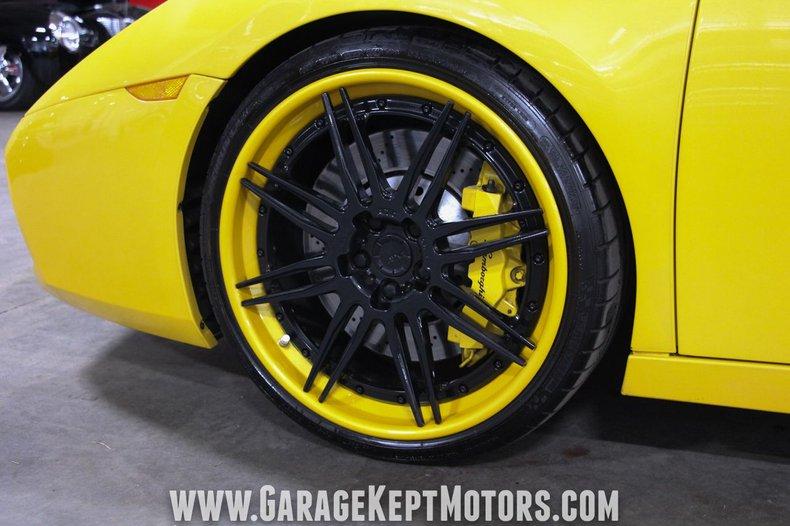 2008 Lamborghini Gallardo 69