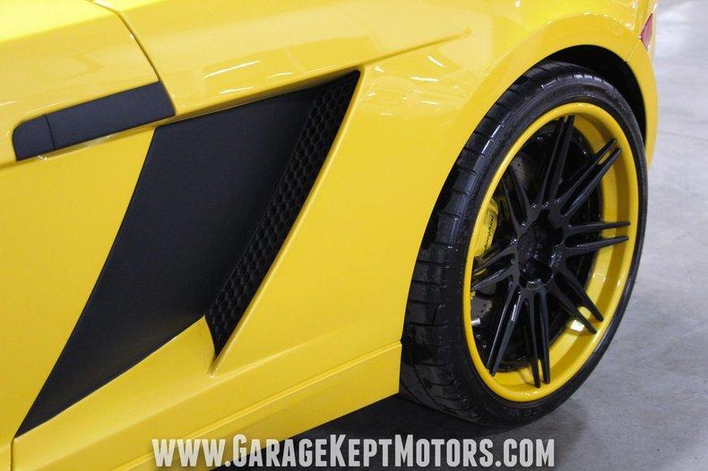 2008 Lamborghini Gallardo 71