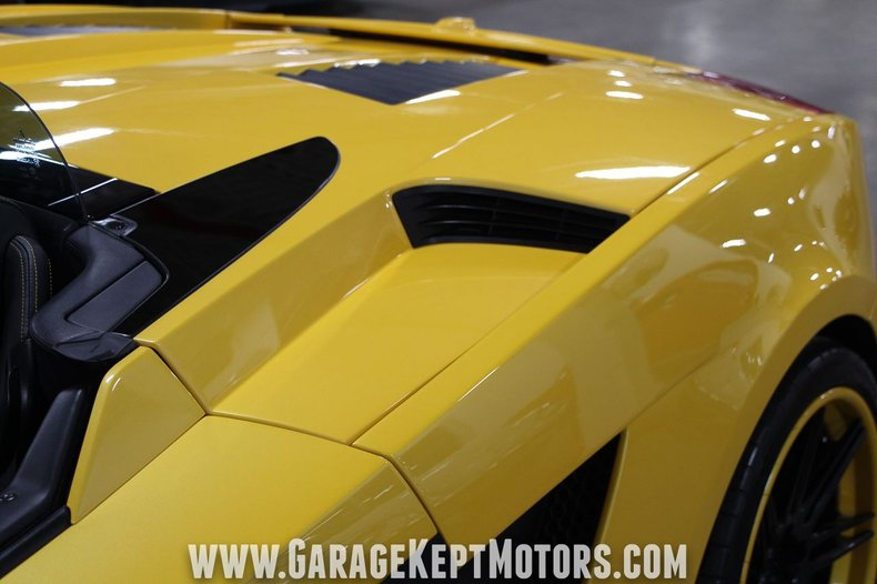 2008 Lamborghini Gallardo 73