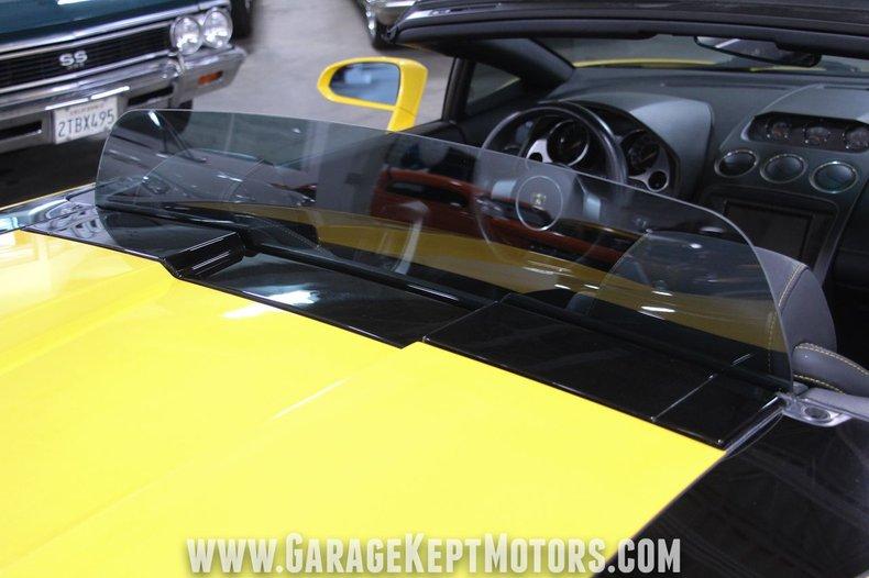 2008 Lamborghini Gallardo 85
