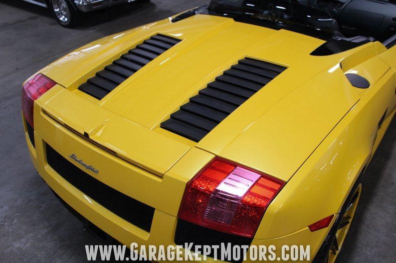 2008 Lamborghini Gallardo 80