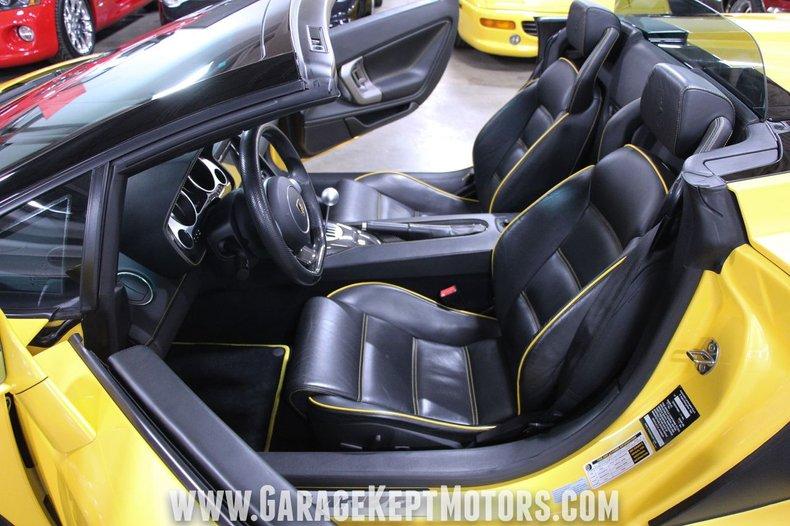 2008 Lamborghini Gallardo 106
