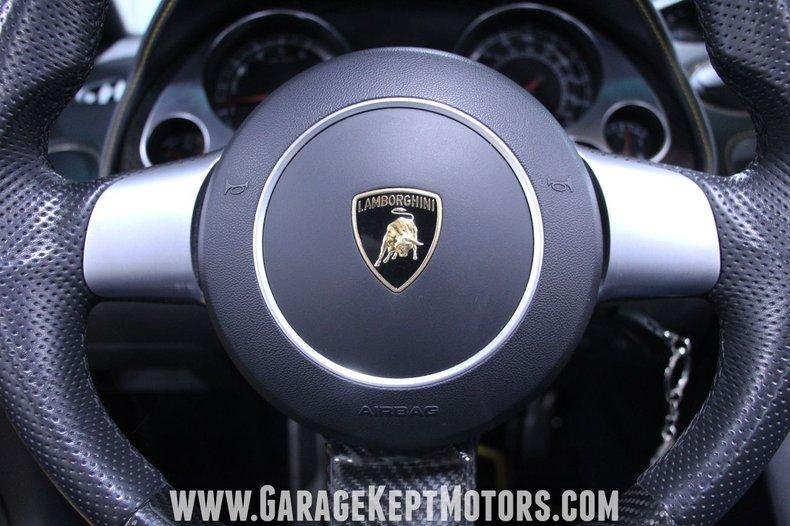 2008 Lamborghini Gallardo 112