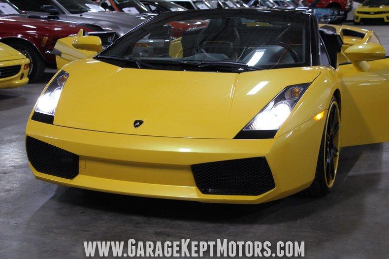 2008 Lamborghini Gallardo 122