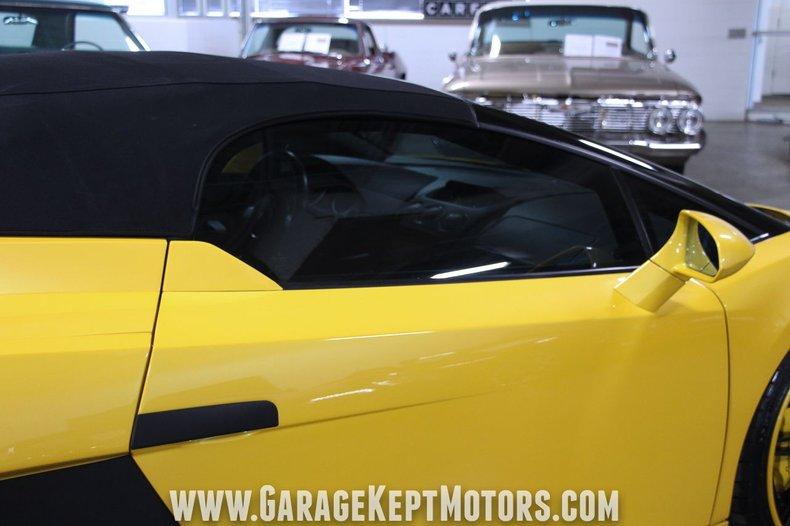 2008 Lamborghini Gallardo 142