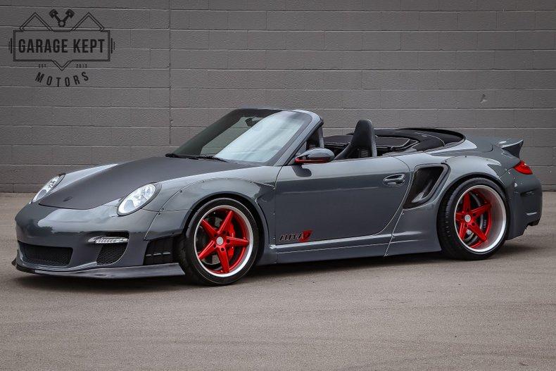 2008 Porsche 997
