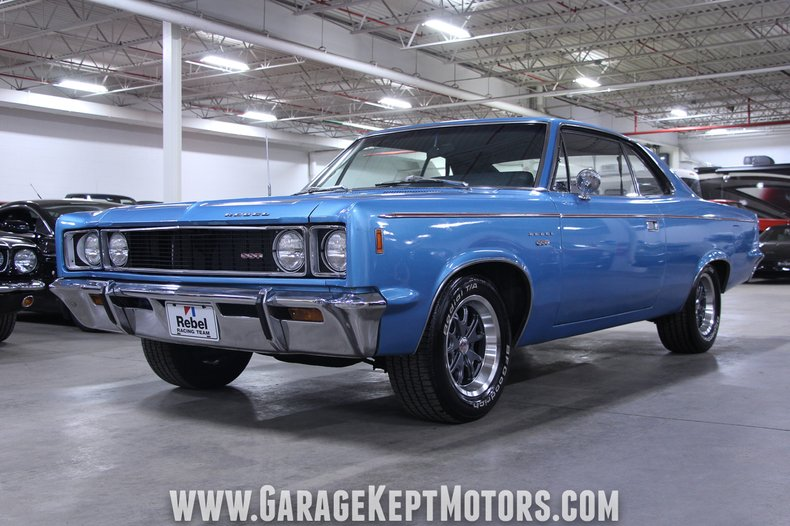 1969 AMC Rebel