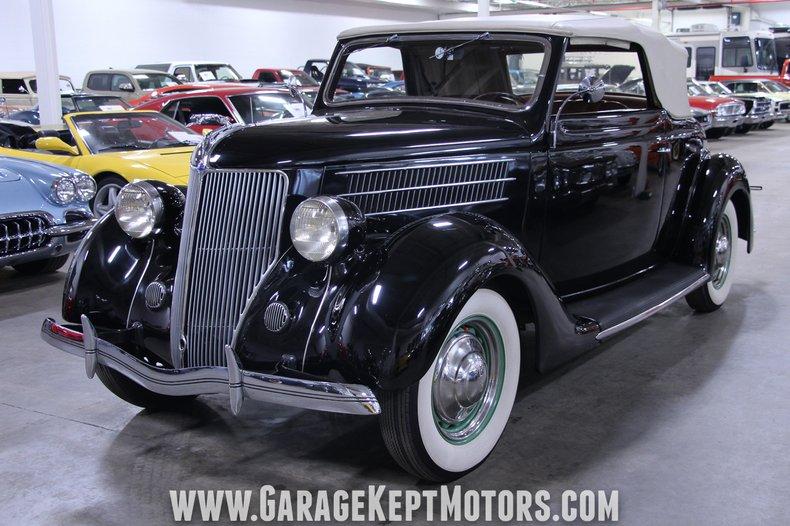 1936 Ford Club