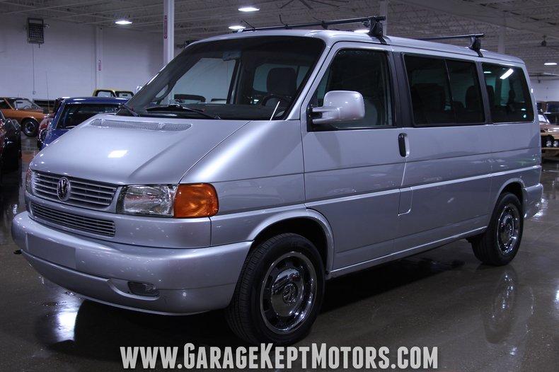 2003 Volkswagen Eurovan For Sale