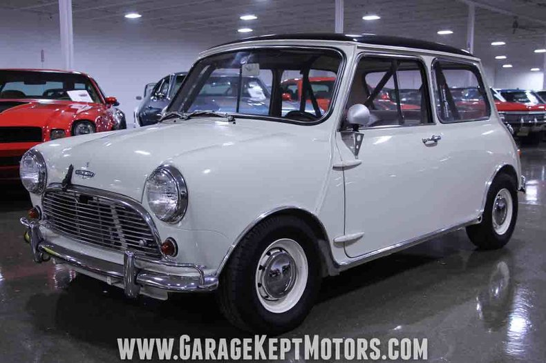1967 Austin Mini Cooper For Sale