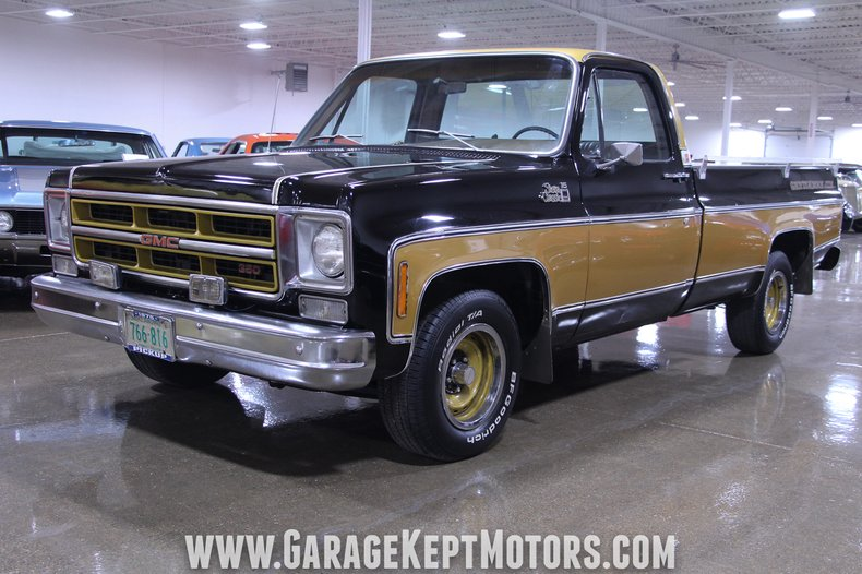 1975 GMC C15 For Sale