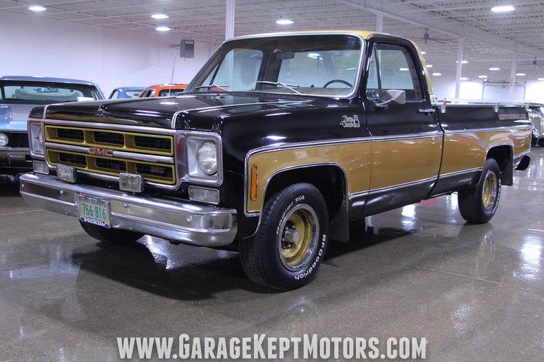 1975 GMC C15