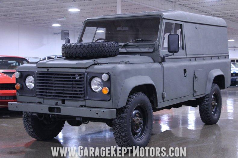 1986 Land Rover Defender For Sale
