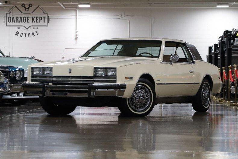 1984 Oldsmobile Toronado