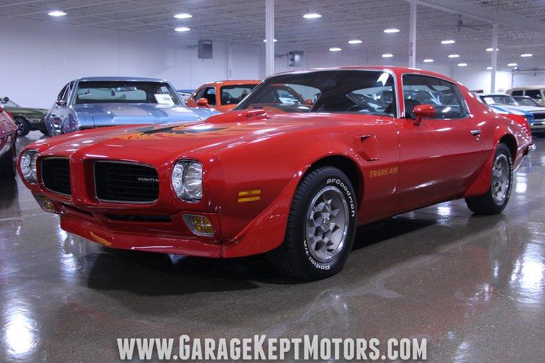 1973 Pontiac Firebird For Sale