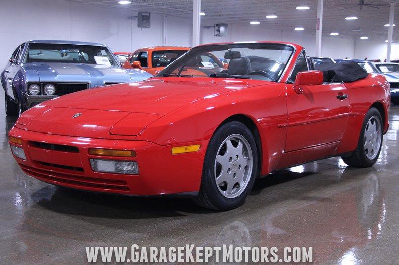 1990 Porsche 944 For Sale