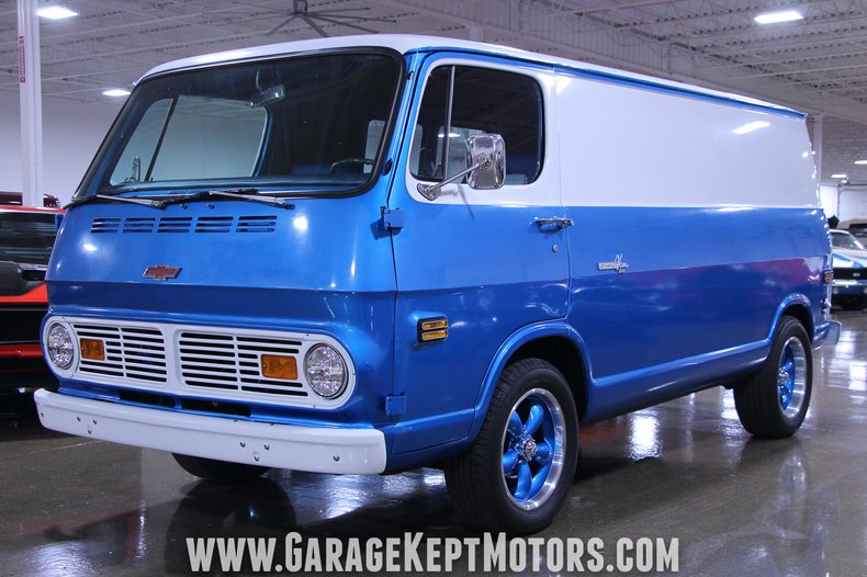1969 Chevrolet G10 For Sale