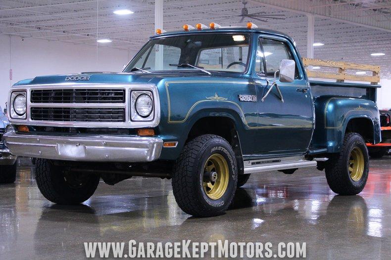 1980 Dodge Warlock