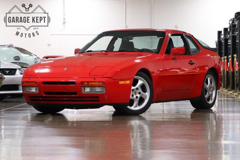 1986 Porsche 944 Garage Kept Motors