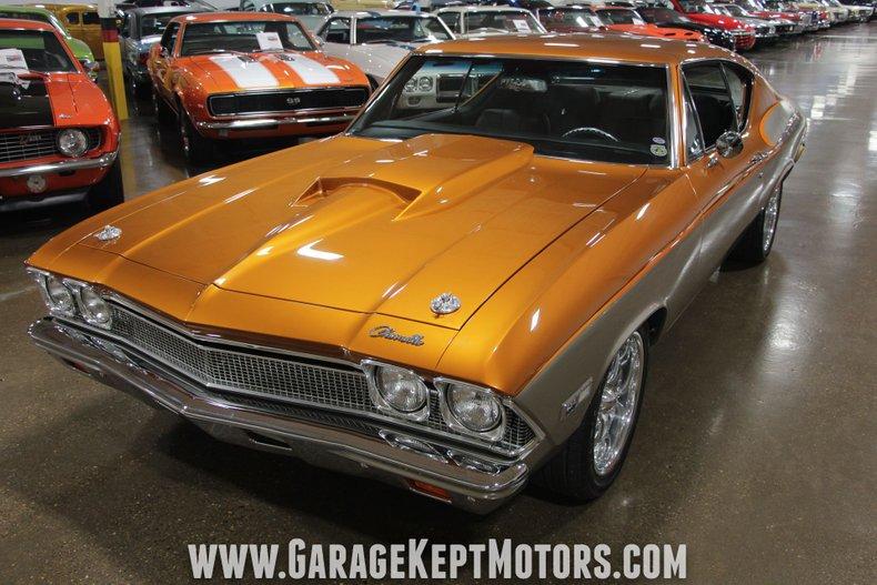 1968 Chevrolet Chevelle SS 7
