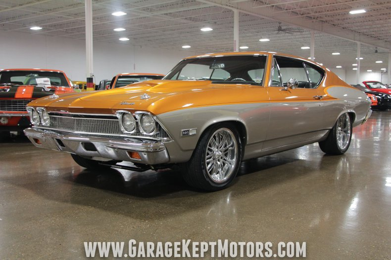 1968 Chevrolet Chevelle SS 143