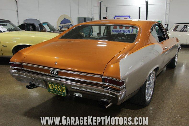 1968 Chevrolet Chevelle SS 12