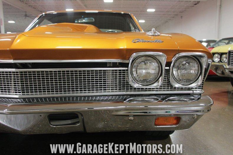 1968 Chevrolet Chevelle SS 21