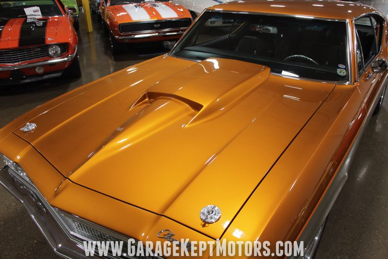 1968 Chevrolet Chevelle SS 27