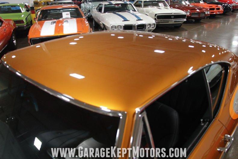 1968 Chevrolet Chevelle SS 29