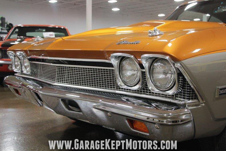 1968 Chevrolet Chevelle SS 23