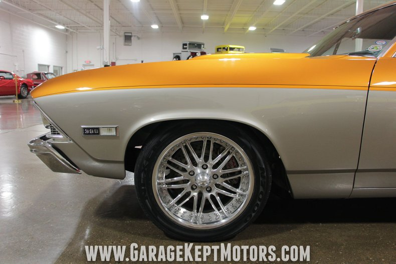 1968 Chevrolet Chevelle SS 34