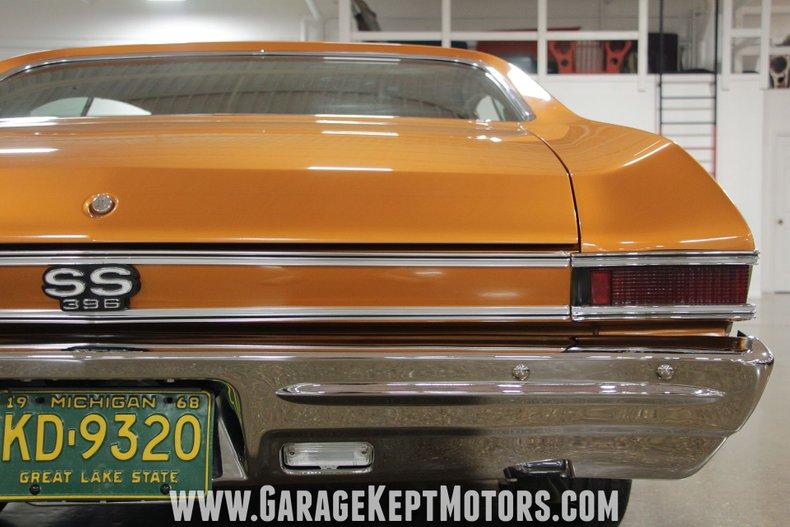 1968 Chevrolet Chevelle SS 46