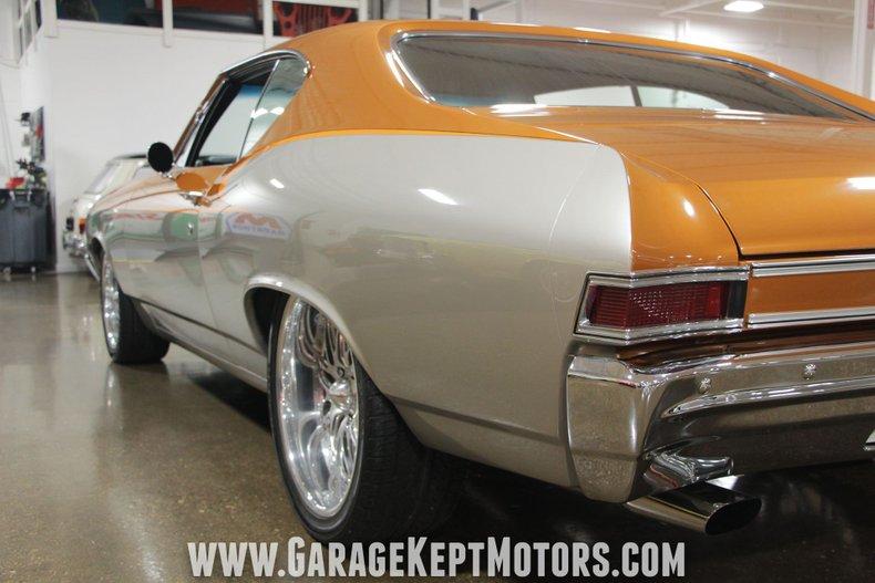 1968 Chevrolet Chevelle SS 40