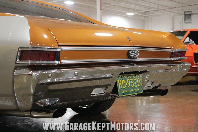 1968 Chevrolet Chevelle SS 42