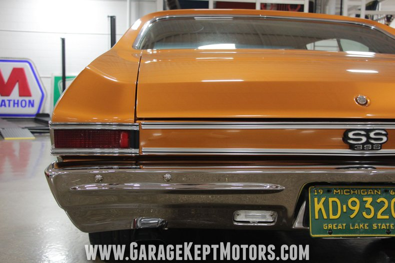 1968 Chevrolet Chevelle SS 44