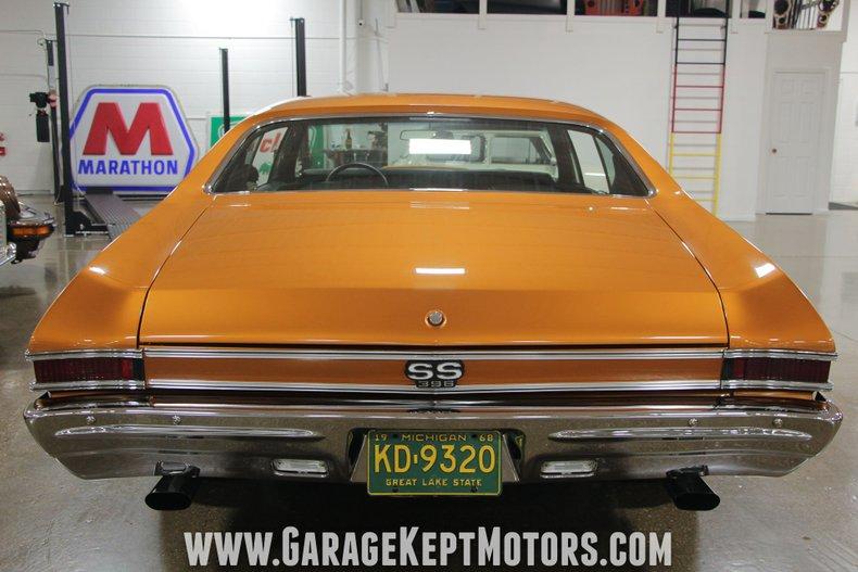 1968 Chevrolet Chevelle SS 43
