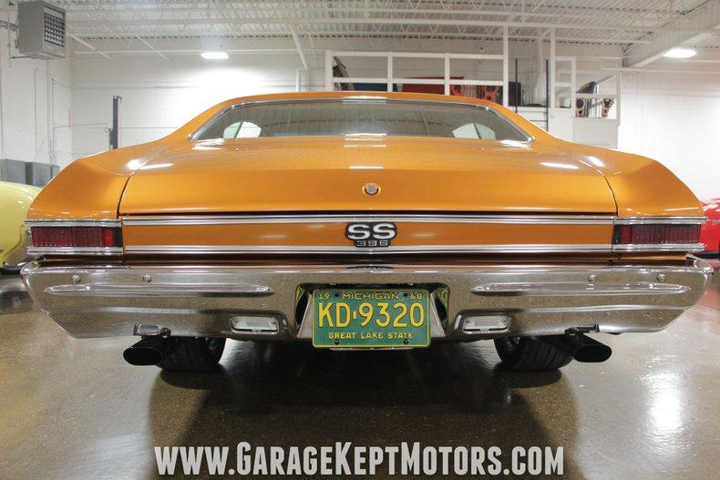1968 Chevrolet Chevelle SS 45