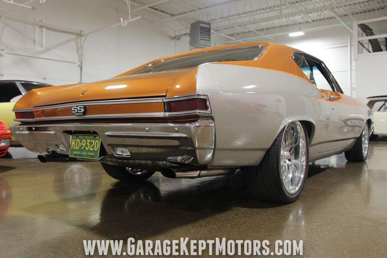 1968 Chevrolet Chevelle SS 48
