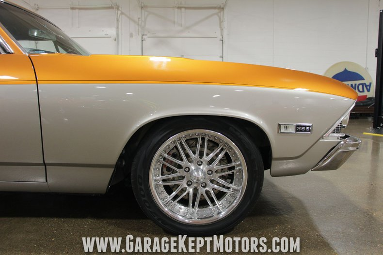 1968 Chevrolet Chevelle SS 58